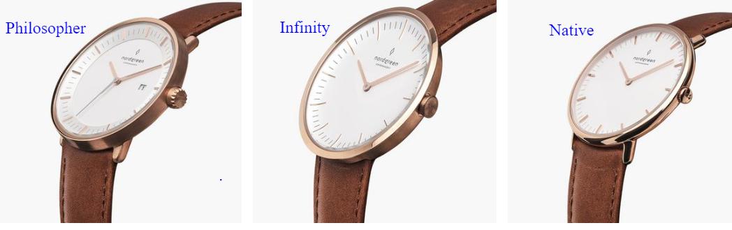 北欧発Nordgreenのスタイリッシュ腕時計【クーポンコードあり】