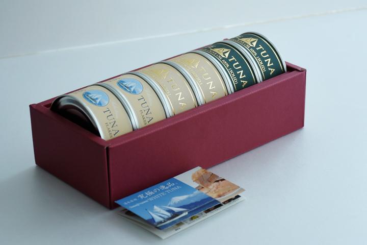 モンマルシェ高級ツナ缶ギフト