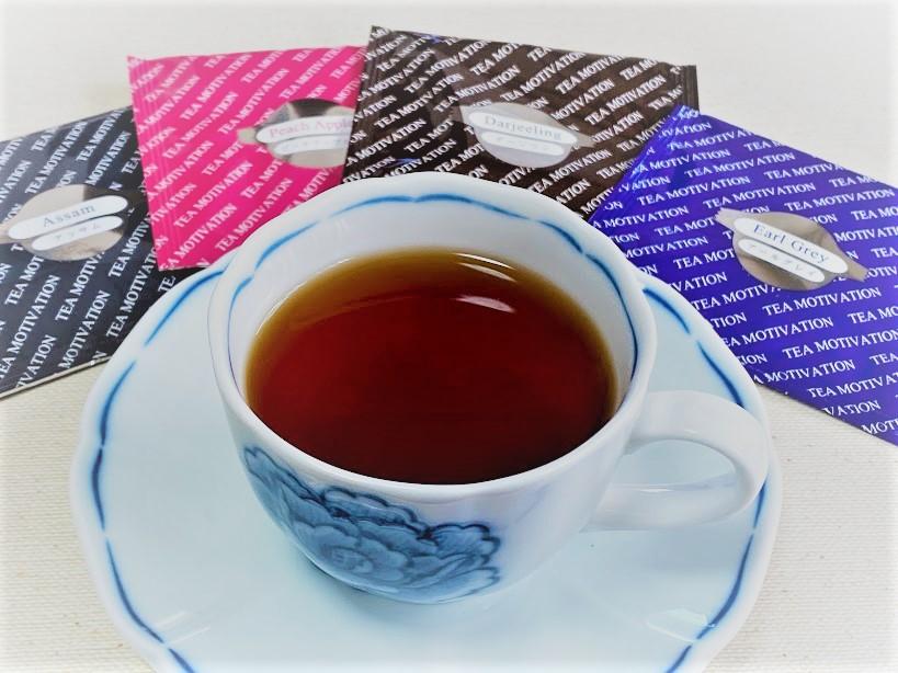 TeaMotivation 紅茶ギフト